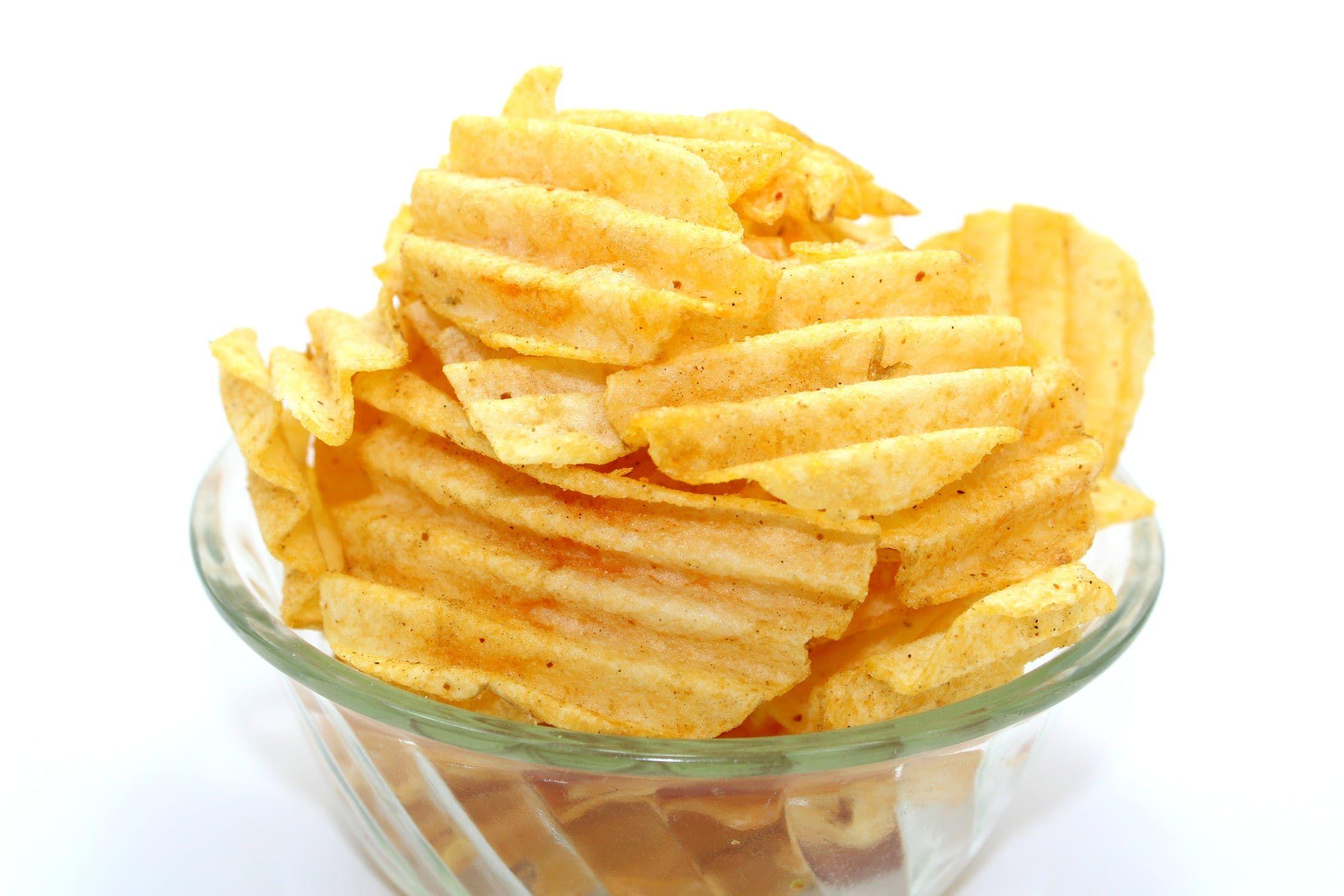 Potato Chips Air Fryer Recipe Air Fryers HQ Food, Air