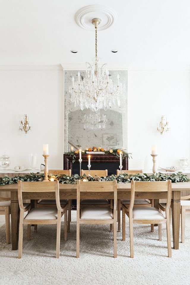 The Only Holiday Décor Trends Your Home Needs This Year  Room Awesome Trends In Dining Rooms Inspiration