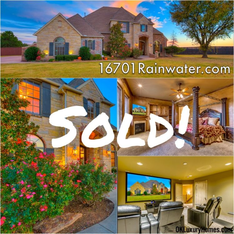 sold and closed in rose creek oklahoma luxury homes oklahoma rh co pinterest com
