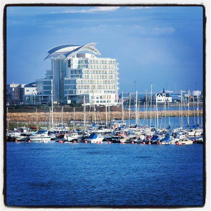 Hotels On Cardiff Bay: St David's Hotel, Cardiff Bay