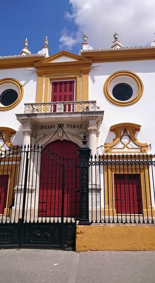 Plaza de Toros en Sevilla