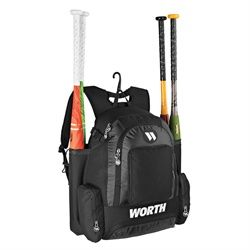 The Comrade Backpack From Worth Slowpitch Is Atop Of Bat Packs Lists When It Comes To