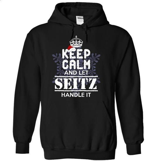SEITZ-Special For Christmas - #tee shirt #blue sweater. ORDER HERE => https://www.sunfrog.com/Names/SEITZ-Special-For-Christmas-ewnda-Black-12061185-Hoodie.html?68278