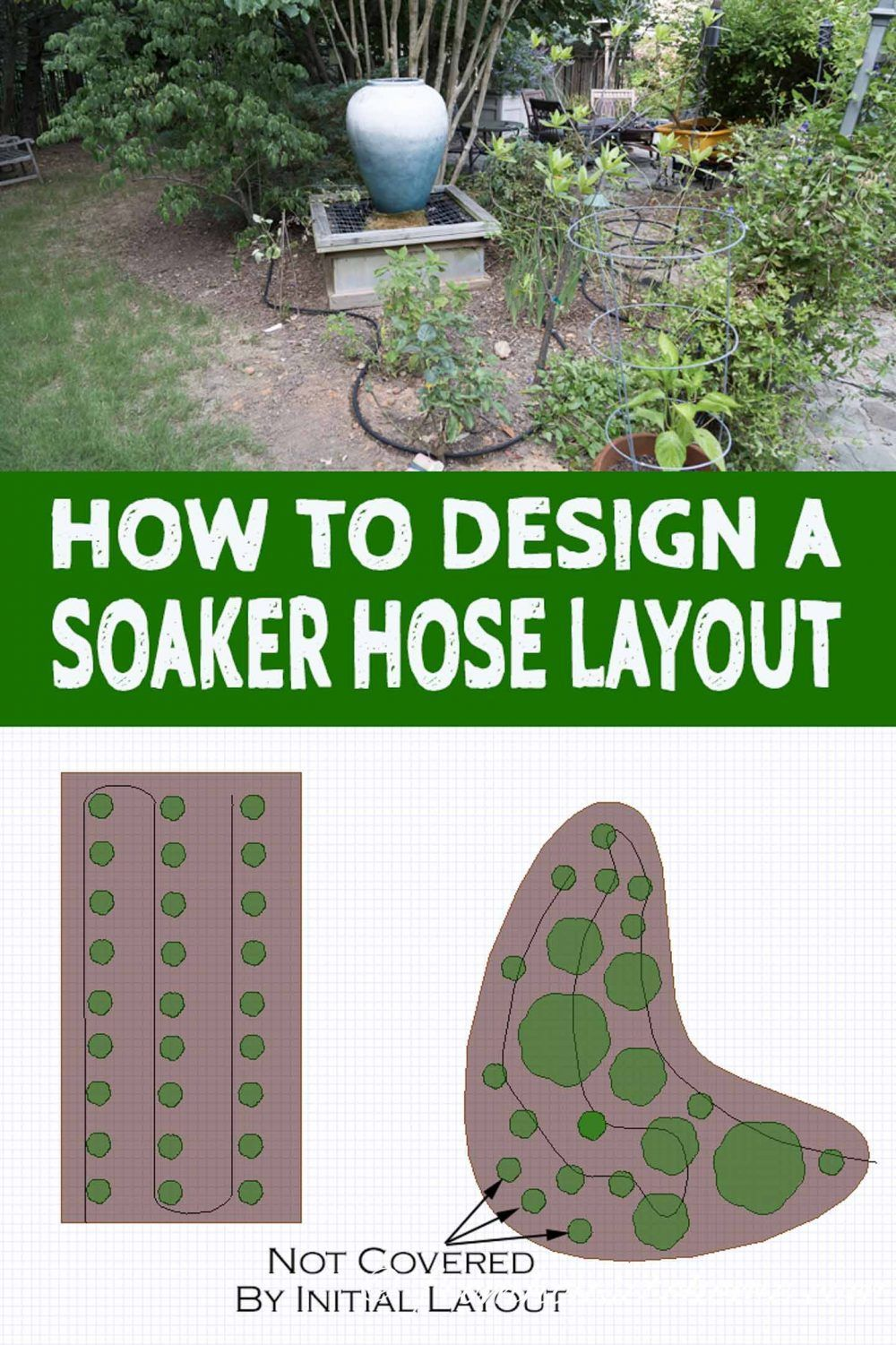 How To Install A Diy Soaker Hose System For A Greener Garden