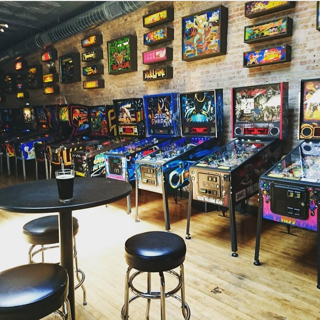 Gaming is a billion dollar industry, but you don't have to spend a penny to play some of the best games online. Image may contain: 1 person   Arcade room, Game room ...