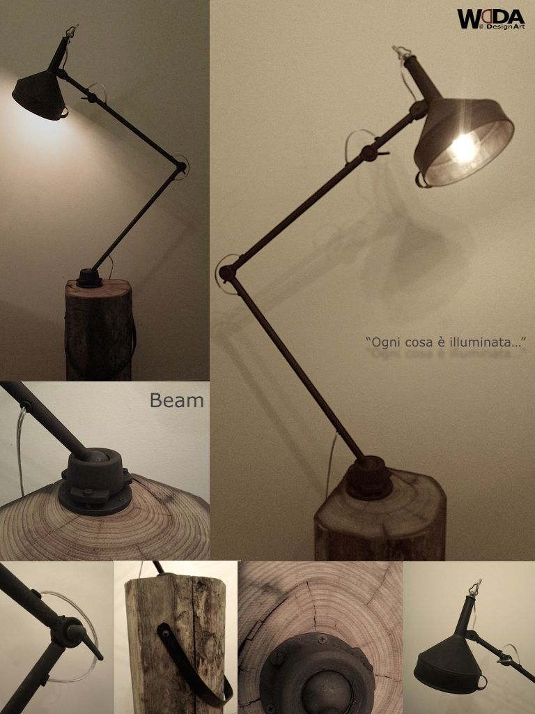 WDA - WilDesignArt - Beam Lamp