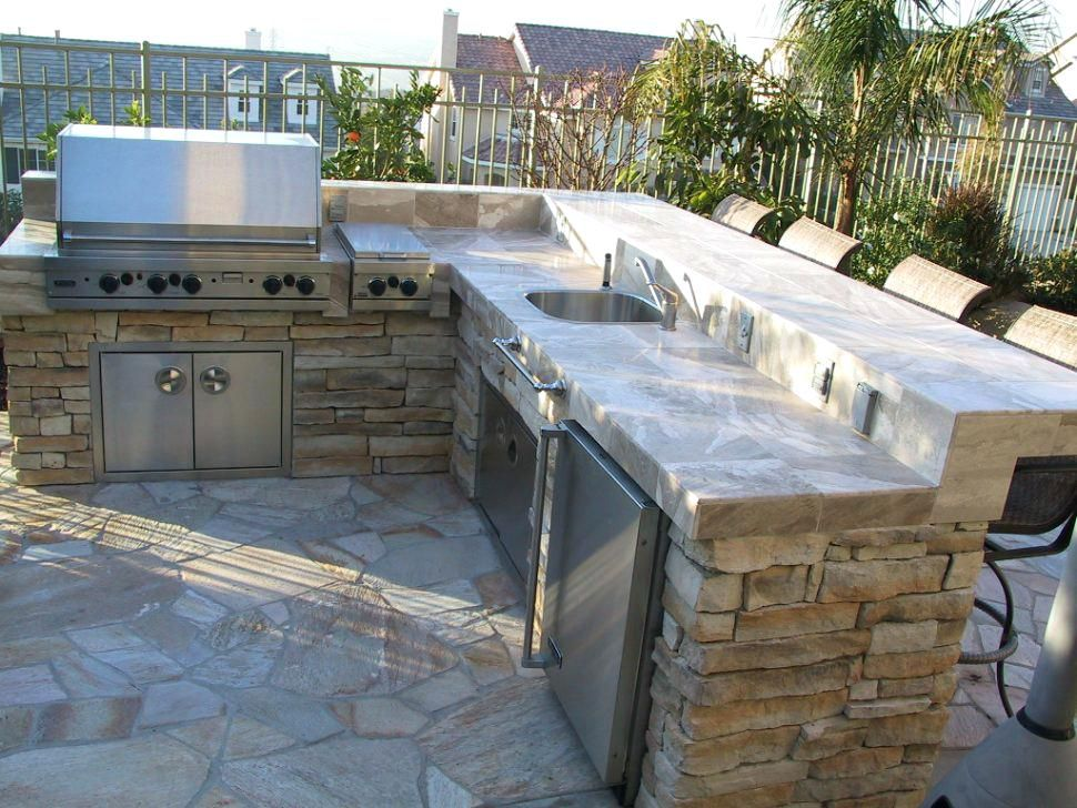 Paver Pros Southern California S Top Rated Paver Company Outdoor Kitchen Design Backyard Kitchen Outdoor Kitchen