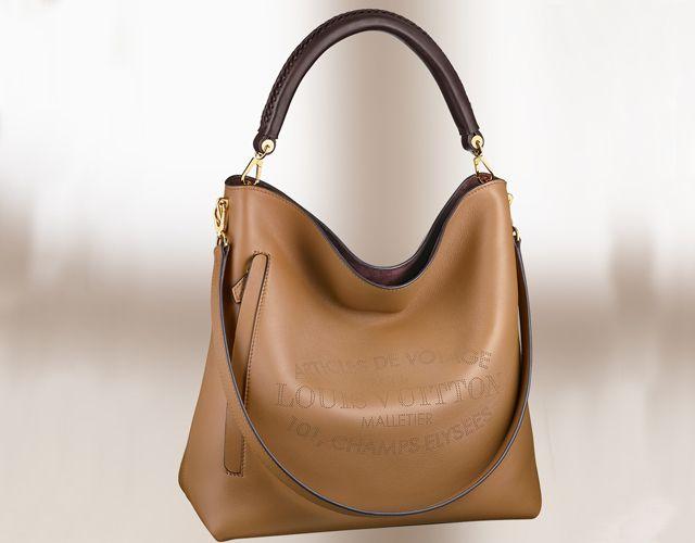 a9ecac65f3f0 The New Louis Vuitton Bagatelle Hobo Bag  Articles de Voyage