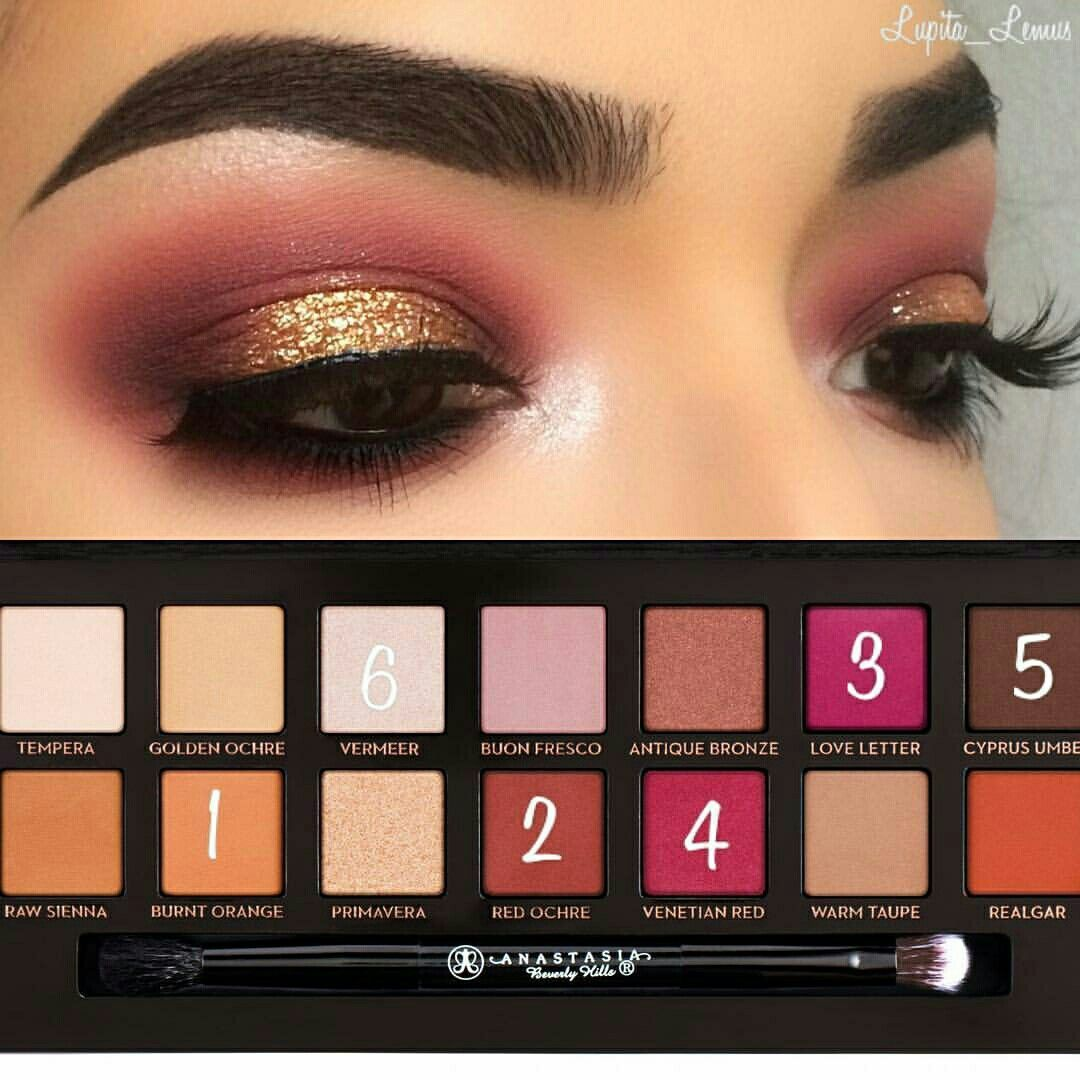 Lorac Pro 2 Eyeshadow Palette Photos, Swatch and Review