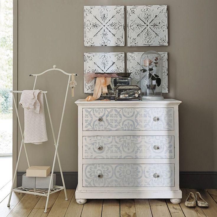 Muebles y decoraci n de estilo rom ntico y acogedor for Maison du monde arredo bagno