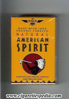 Pin By Leopoldo Tringler On Logo Research American Spirit American Spirit Cigarettes Tobacco