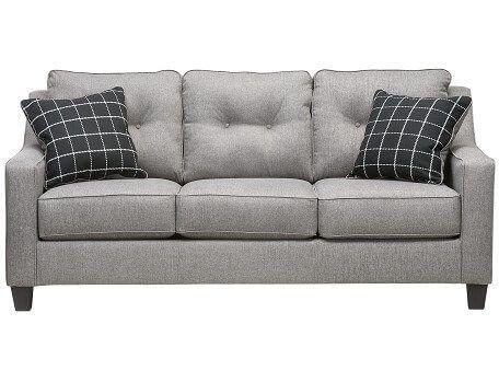 Aero Collection Charcoal Sofa
