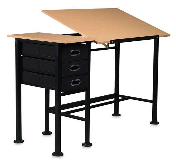 Dorchester Split-Top Table | Crafty ideas | Pinterest | Work surface ...