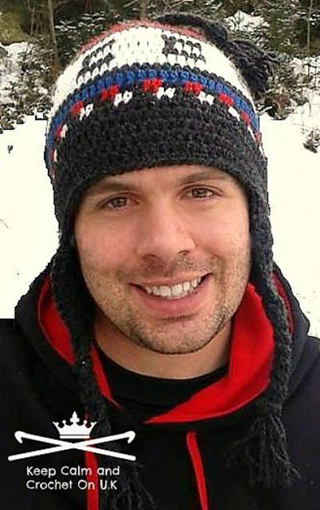 b4db2649622 Men s Inca Trail Beanie   Earflap Hat