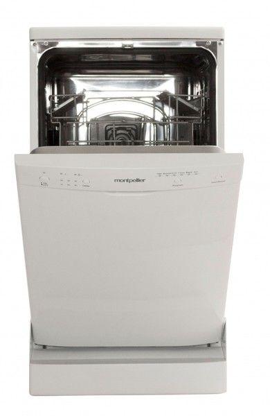 Montpellier DW1064P Slimline 45cm Wide Dishwasher | Kitech ...