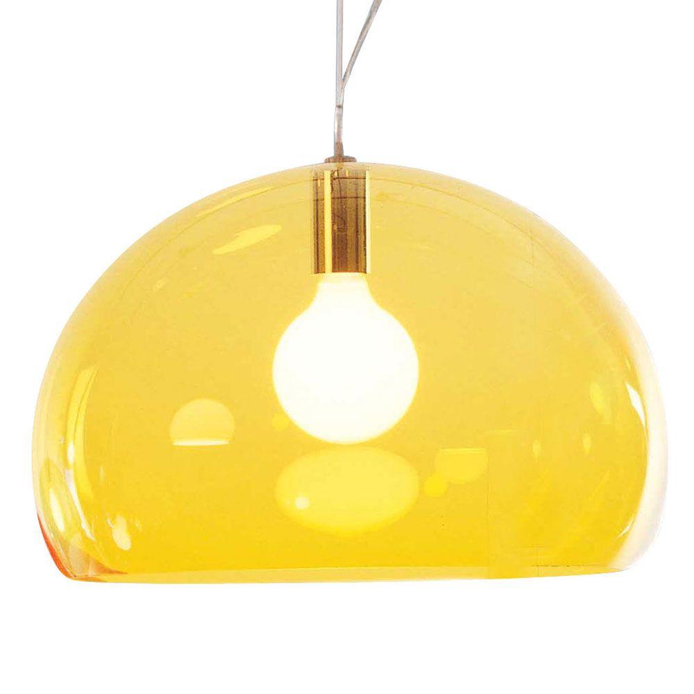 Fl y lamp yellow kartell