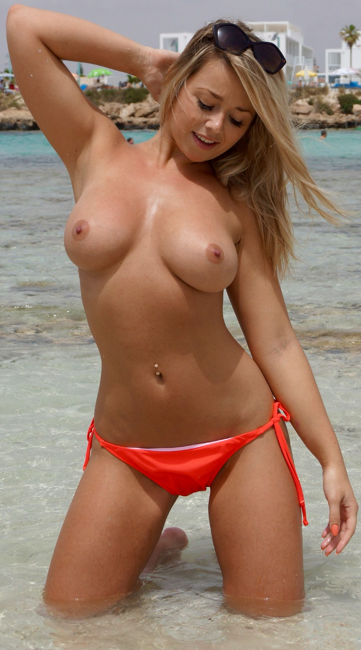 Commit Melissa nude beach agree