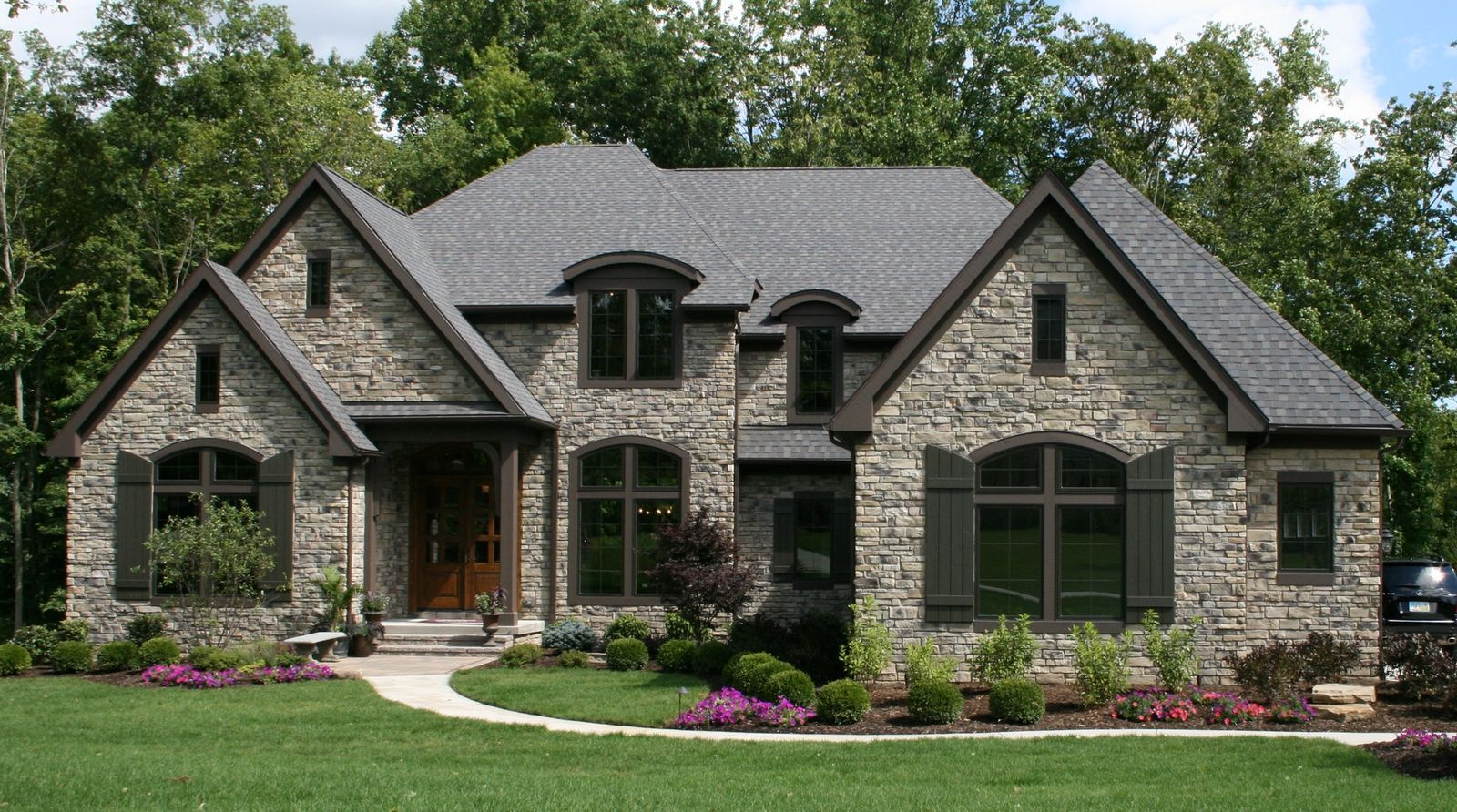 Prestige Homes Custom Home Builder Luxury Exteriors