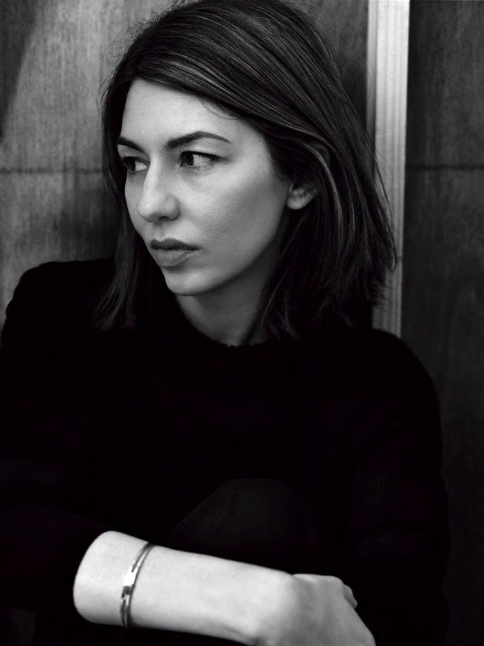 Sofia Coppola by Craig McDean for Interview June/July 2013