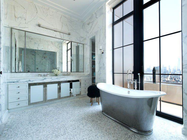 $70 Million House Tour  212 West 18Th Street New York  House Unique Million Dollar Bathroom Designs Design Inspiration