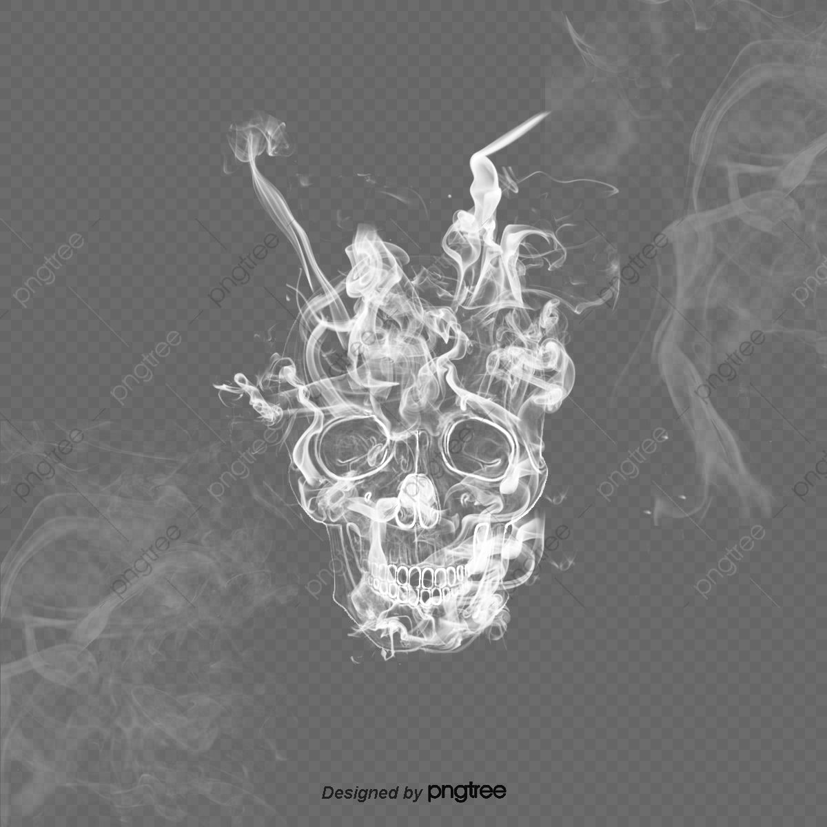 Skeleton White Bone Shape Smoke Elements Element Smoke White Smoke Png Transparent Clipart Image And Psd File For Free Download Floral Background Clip Art Shapes