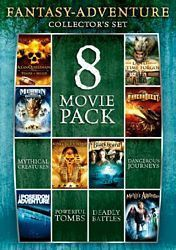 8 Film Fantasy-Adventure Collectors Set