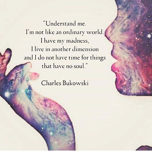 Charles Bukowski quote. Quotes. Wisdom. Advice. Life lessons