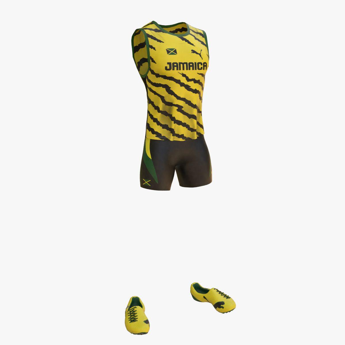 3D Athletics Clothes Model - 3D Model | atletizim | Athletic