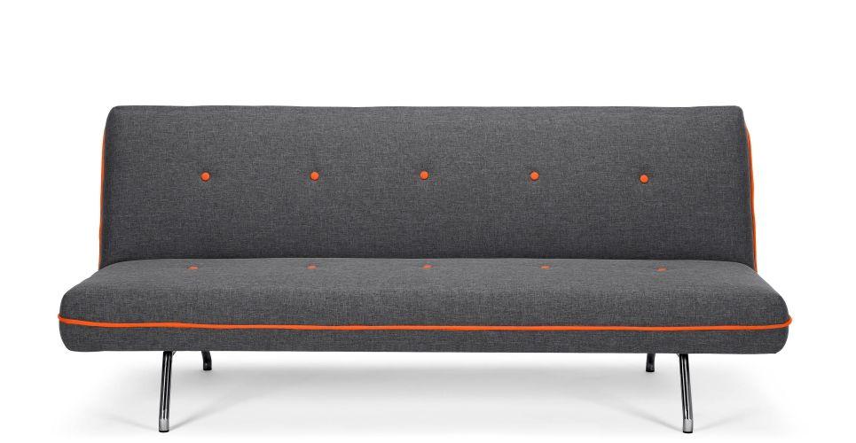Divano arancione ~ Made it divani e poltrone divani letto divano letto