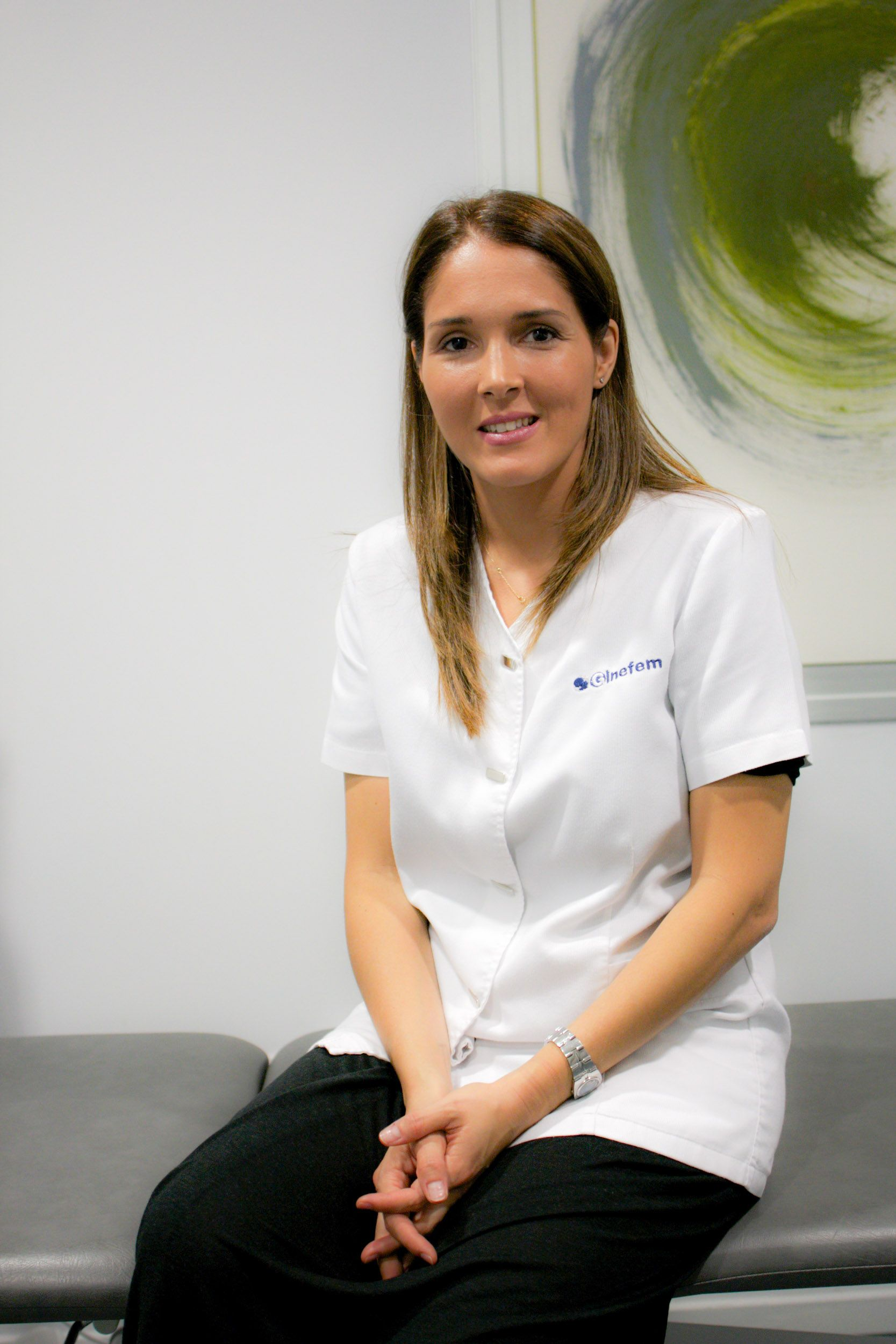 Dra. Verónica Diaz, especialista en dermatología y venerealogía