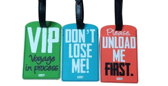 Humorous Luggage Tags – Fast Ship!! | Jane