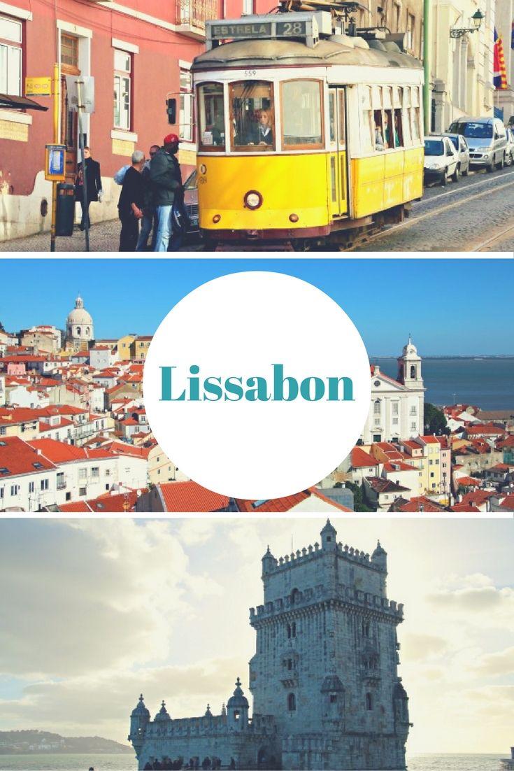 Lissabon Sehenswürdigkeiten: Tipps für die Top 7 Highlights - Reiseblog Travel on Toast #aroundtheworldtrips