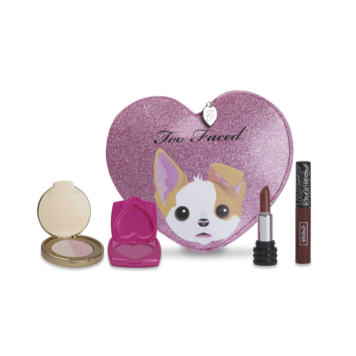 Kat Von D Beauty - Too Faced x Kat Von D - Better Together Cheek ...