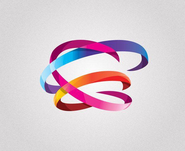Swirly Swirls Trinity Design Visual Identity By Andriy Bondar