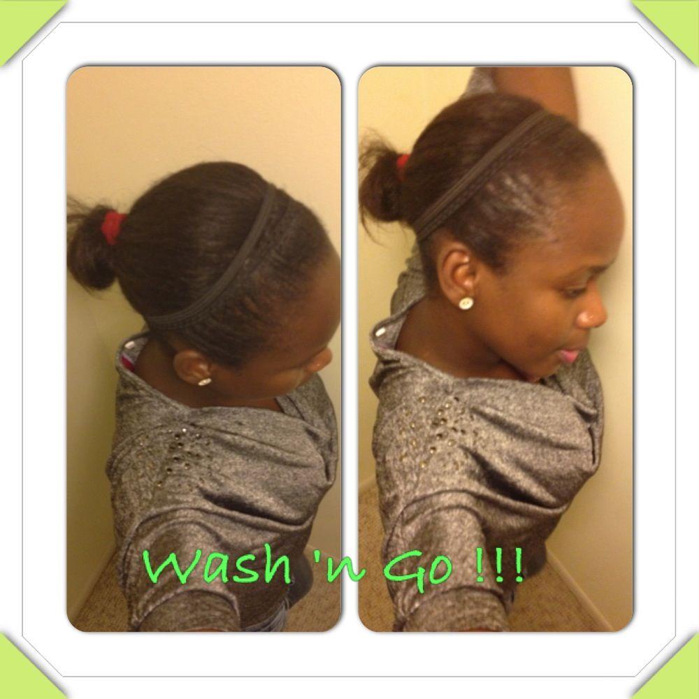 Wash 'n Go