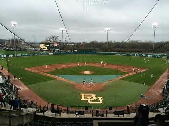 Baylor Ballpark College Baseball Ballparks Baseball Field