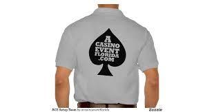 Afbeeldingsresultaat voor casino polo team shirt