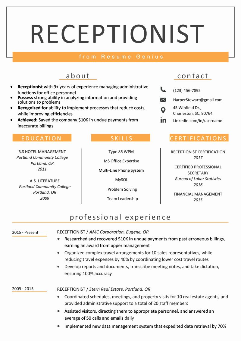 23 federal resume example 2020 in 2020 resume examples