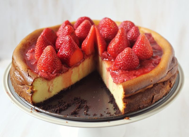 Ive made a few different kinds of cheesecake before but I wouldnt