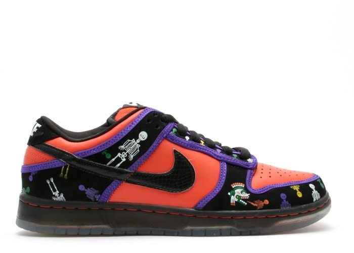 best website c307d 49f9b Nike SB Dunk Low Day of the Dead