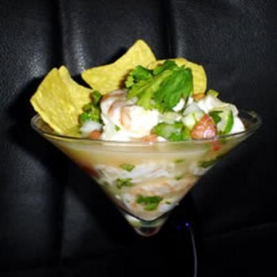 #recipe #food #cooking Javis Really Real Mexican Ceviche food-and-drink