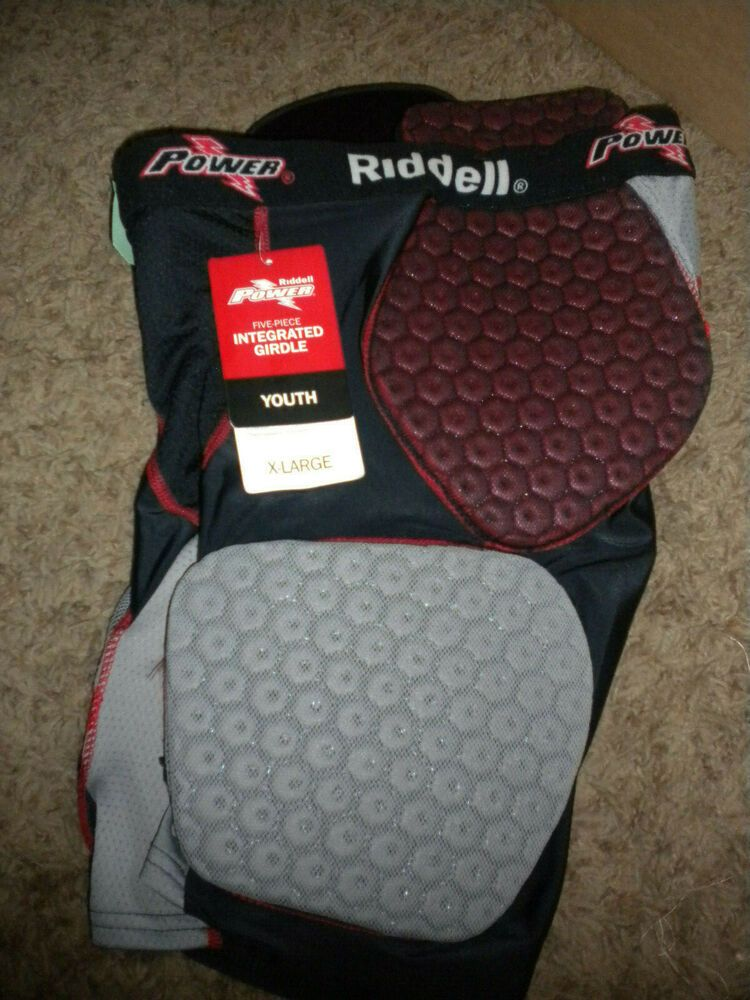 football padded girdle with knee pads