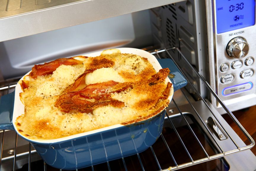Cauliflower No Mac And Cheese Cuisinart Chef S Convection Countertop Oven Tob 260c Mac Cheese Countertop Convection Oven Countertop Oven
