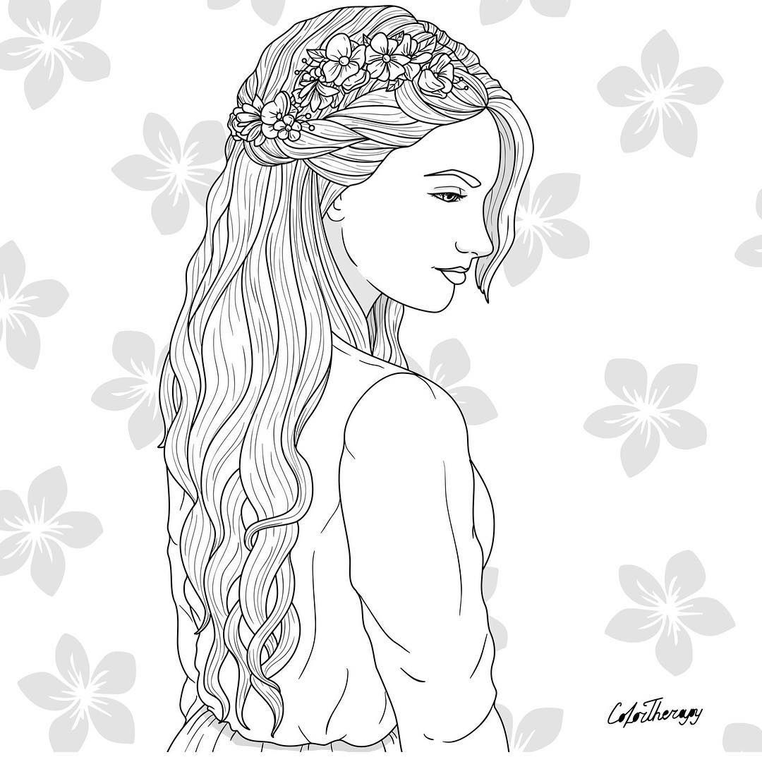 People Printable Coloring Pages