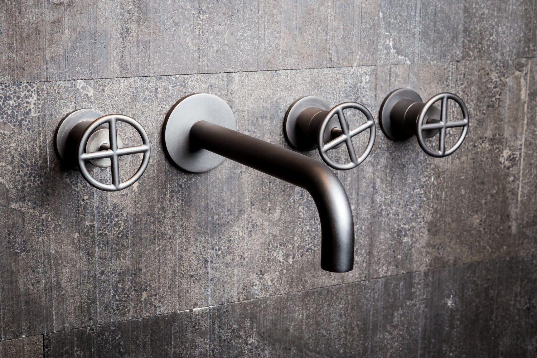 nuovi prodotti 2016 fantini rubinetti style i industrial pinterest sanitaire salle de. Black Bedroom Furniture Sets. Home Design Ideas
