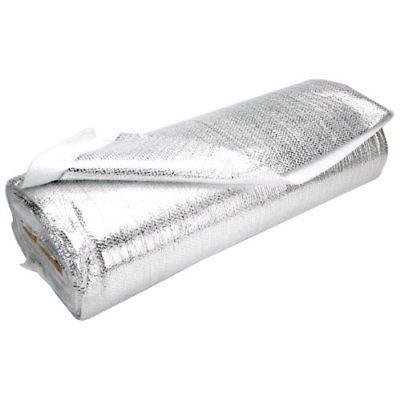 Emergency Blankets 181412: Bosal Poly Therm Fleece W Heat Reflecting Polyethylene Film Silver 364 10 Yard B -> BUY IT NOW ONLY: $75.72 on eBay!