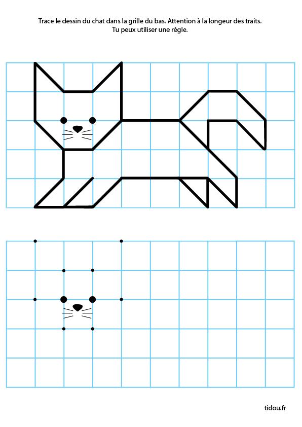 Zeichnen Sie Mit Linien Auf Dem Gitter Ubung Fur Den Kindergarten Gs En 2020 Dibujos En Cuadricula Actividades Graficas Cuadricula Para Dibujar