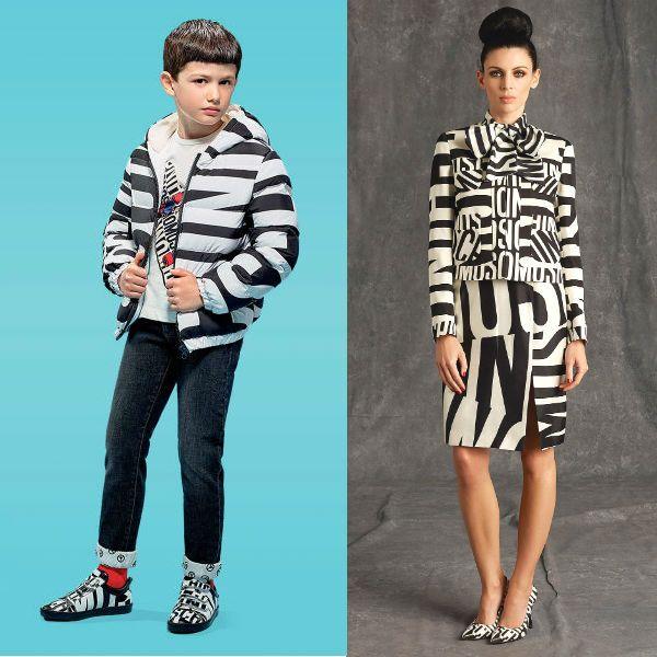 mini me boys looks – milan fashion week  boys designer