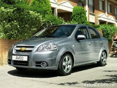 Chevrolet Aveo 1 6 Chevrolet Aveo