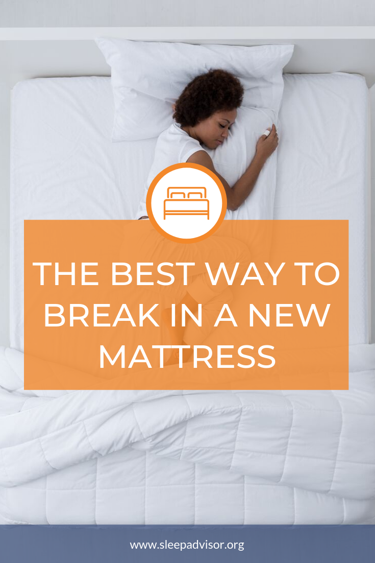 How to Break in a New Mattress How Long Does it Take